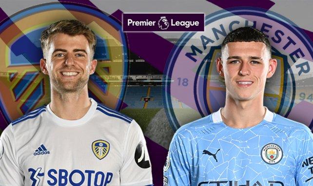 Leeds et Manchester City ont rendez-vous