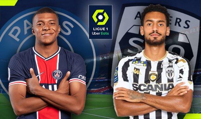 Les compos probables de PSG-Angers