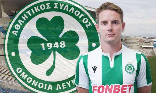 Tomas Hubocan est aujourd'hui un joueur de l'Omonia Nicosie