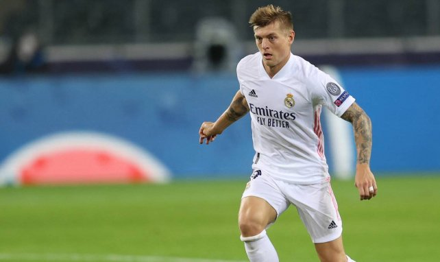 Toni Kroos est titulaire face à Valladolid ce soir.
