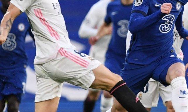Le tenue particulière portée par le Real Madrid contre Chelsea