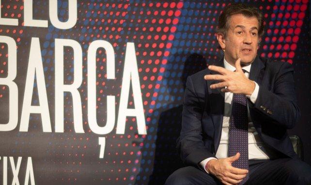 Barça : Toni Freixa a discuté avec trois joueurs de haut niveau