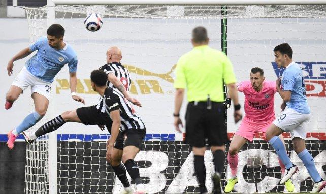 Premier League : Manchester City vient à bout de Newcastle après un match fou