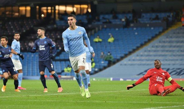 Manchester City : Ferran Torres absent au moins un mois et demi