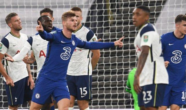 Carabao Cup : Tottenham élimine Chelsea !