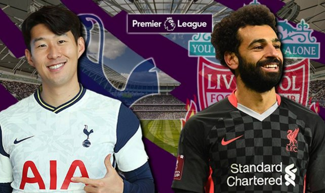 Tottenham-Liverpool : les compositions probables