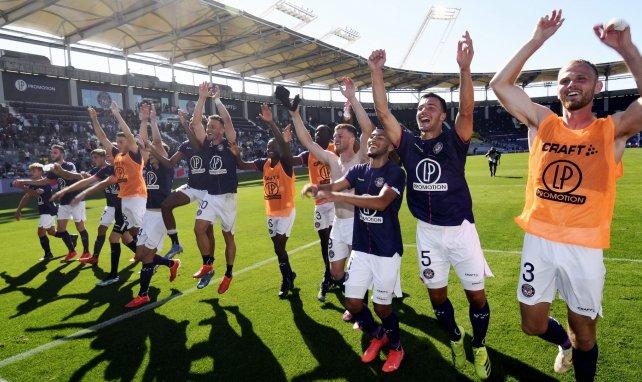 Ligue 2 : le mercato gagnant de Toulouse