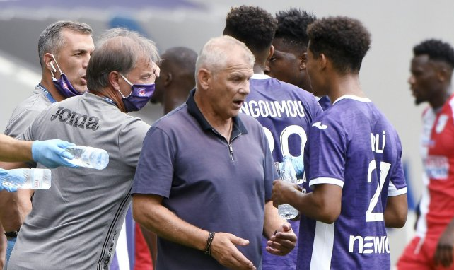 Ligue 2 : première victoire de la saison pour Toulouse