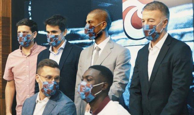 La Supercoupe de Turquie pour Trabzonspor