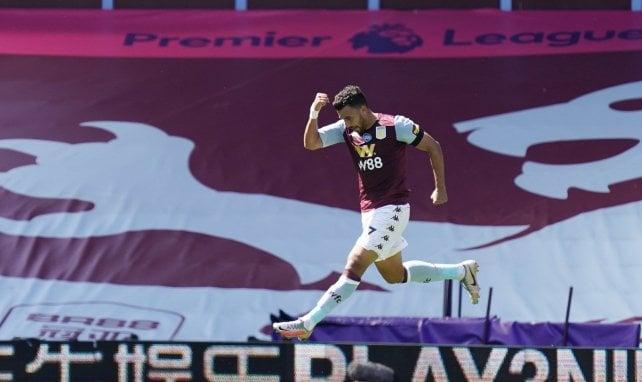 PL : grâce à Trézéguet, Aston Villa se sort du piège de Crystal