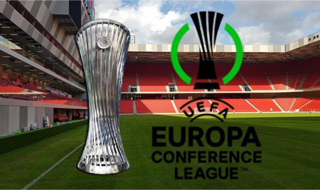Le trophée de l'Europa Conference League