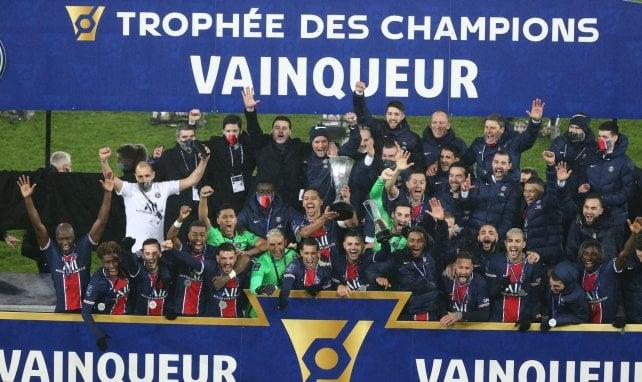 Le Trophée des Champions diffusé sur Amazon