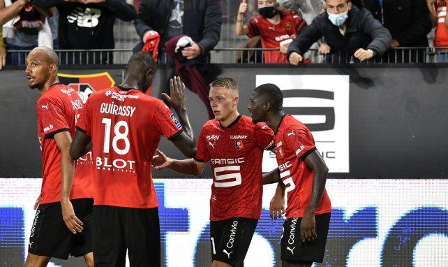 Adrien Truffert, la nouvelle étoile montante du Stade Rennais