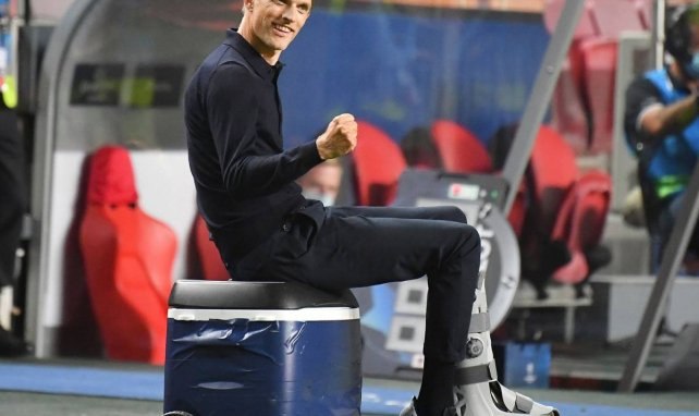 PSG : Thomas Tuchel n'est pas inquiet pour Mauro Icardi