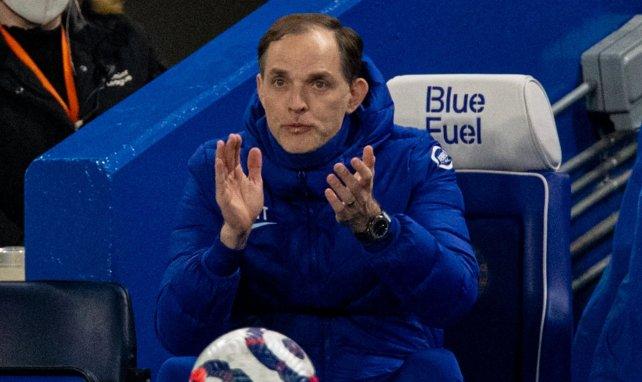 LdC, Chelsea : Thomas Tuchel confiant pour la finale contre Man City