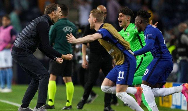 Thomas Tuchel remporte la Ligue des champions avec Chelsea