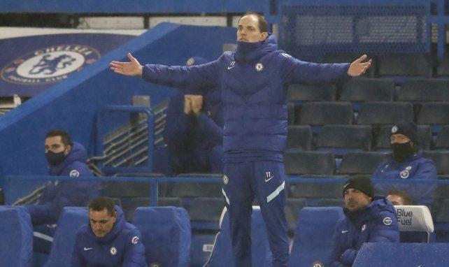 Chelsea : Thomas Tuchel annonce la couleur