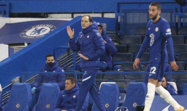 Premier League : Thomas Tuchel démarre par un match nul face à Wolverhampton avec Chelsea