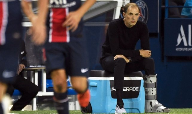 Mercato PSG : Thomas Tuchel n'en finit plus de se plaindre !