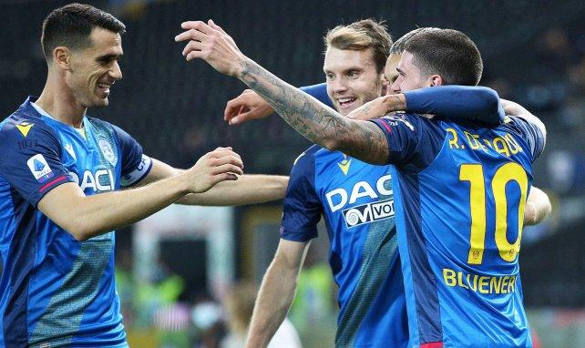 Serie A : l'Udinese arrache la victoire contre Parme