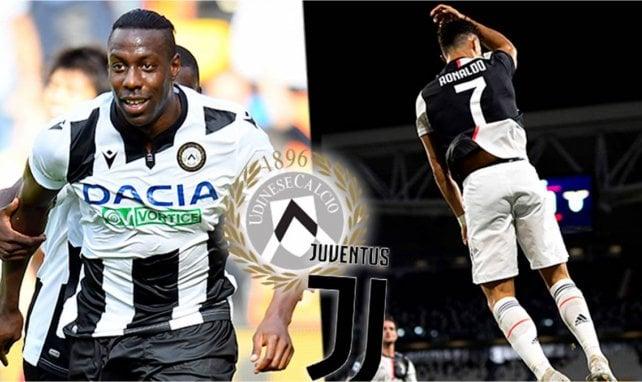 La Juve chute sur le terrain de l'Udinese
