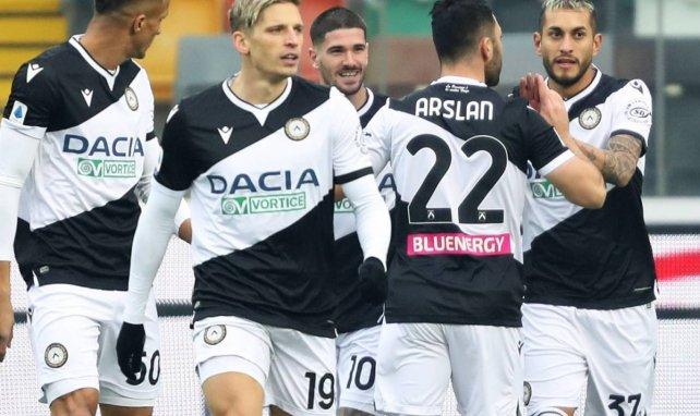 Serie A : l'Atalanta accrochée par l'Udinese