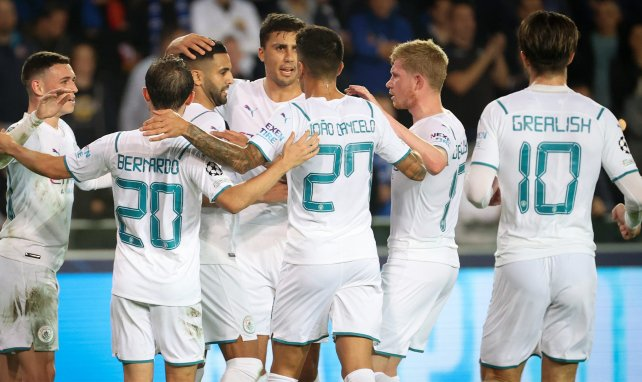 Ligue des Champions : Manchester City écrase le Club Bruges, le Sporting s'impose avec la manière
