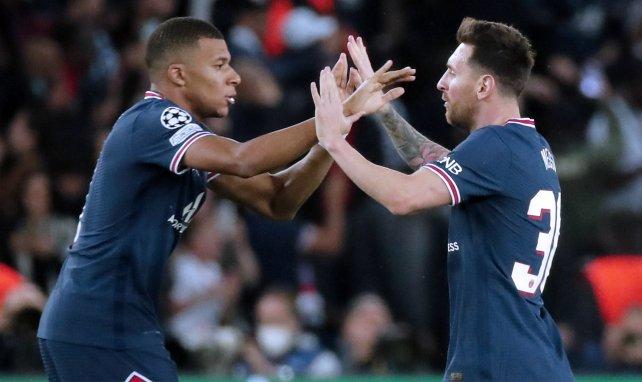 LdC : le PSG s'en sort bien grâce à Mbappé et Messi