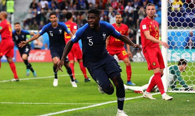 Euro : Samuel Umtiti juge la prestation des Bleus contre la Hongrie