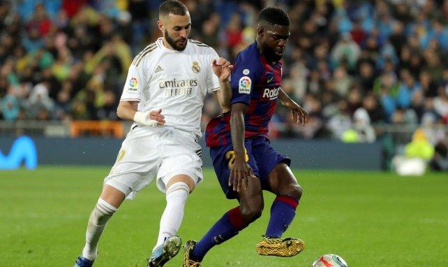 Le FC Barcelone envoie un message très clair à Samuel Umtiti et Clément Lenglet