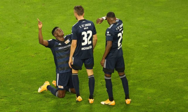 Bundesliga : l'Union Berlin enchaîne à Cologne