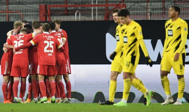 Bundesliga : l'Union Berlin s'offre le Bayer Leverkusen au finish
