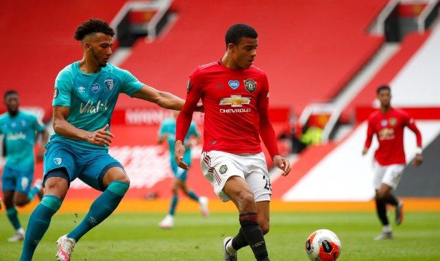 La mise en garde de Manchester United à Mason Greenwood