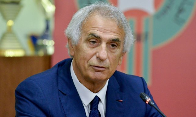 Le sélectionneur du Maroc Vahid Halilhodzic