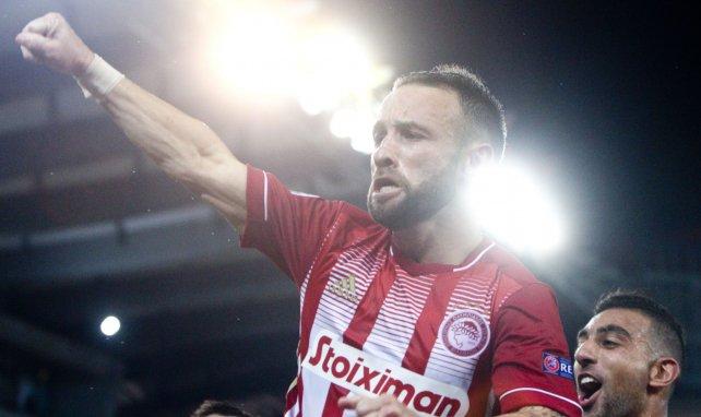 Olympiakos : Mathieu Valbuena pas tendre avec l'OM