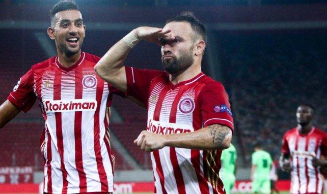 LdC : le Dynamo Kiev prend une option, Valbuena aide l'Olympiakos