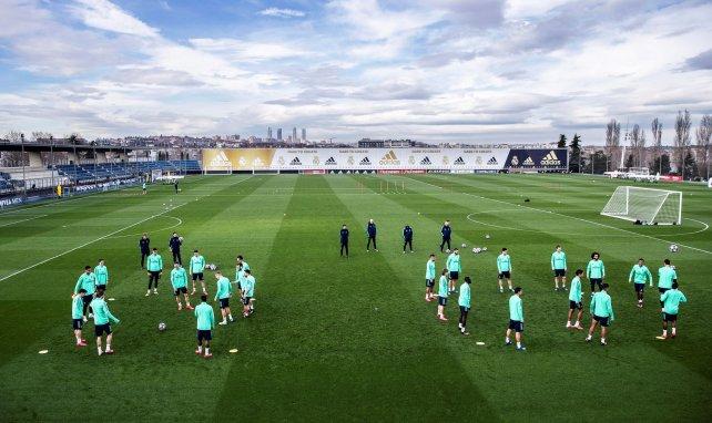 Le Real Madrid bousculé par Huesca