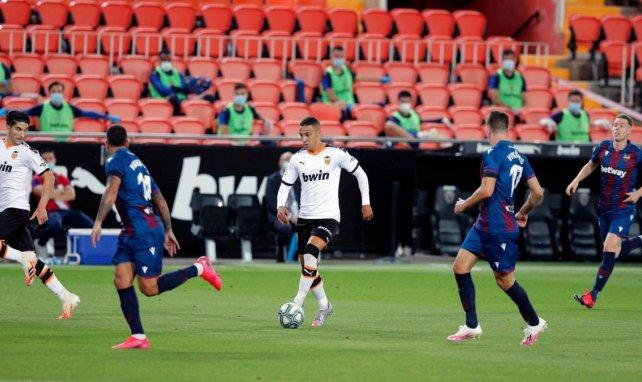 Rodrigo Moreno face à Levante