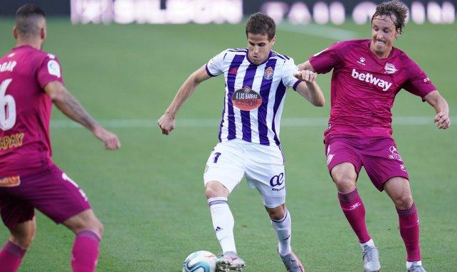 Liga : Valladolid arrache la victoire contre Alavés