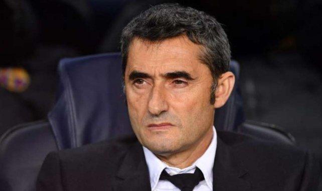 Ernesto Valverde refuse de rejoindre l'Olympique de Marseille