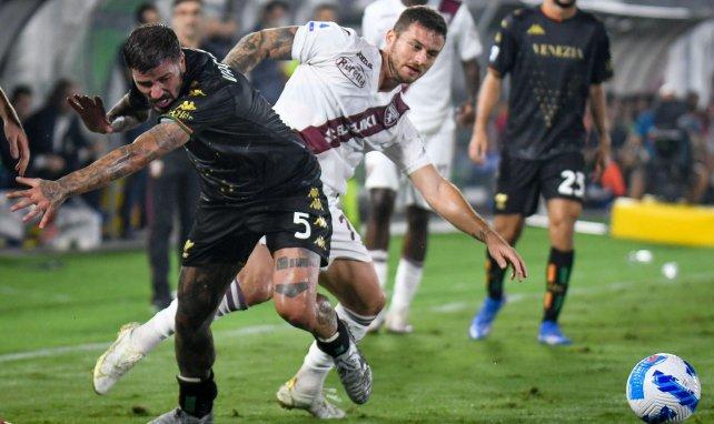 Serie A : Venezia et le Torino dos à dos