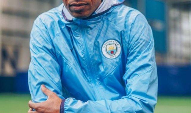 Puma lance une nouvelle collection training pour Manchester City