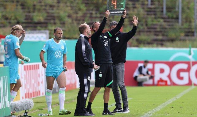Wolfsburg aurait effectué six changements pendant la rencontre