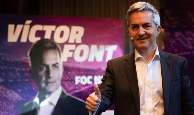 Barça : la réponse tranchante de Victor Font à Toni Freixa sur Mbappé et Haaland