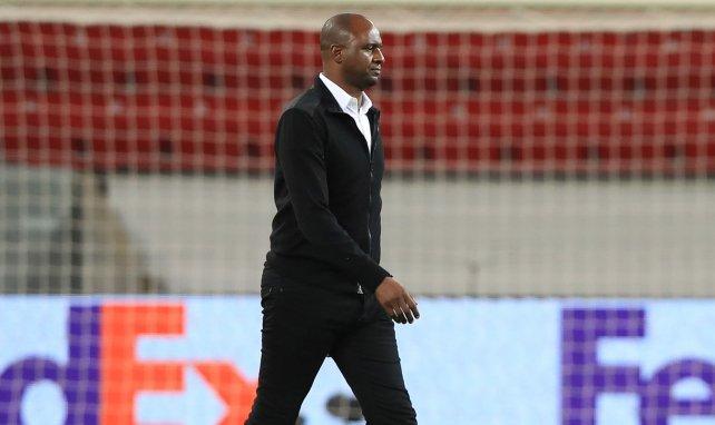 OGC Nice : Patrick Vieira ne baissera pas les bras