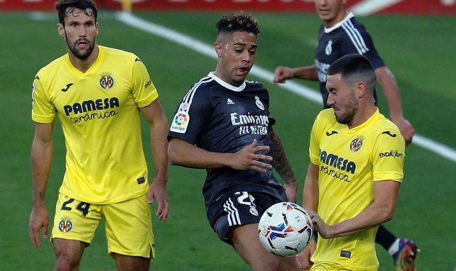 Liga : le Real Madrid s'en sort bien à Villarreal