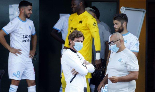 OM : le groupe pour le match amical à Nîmes