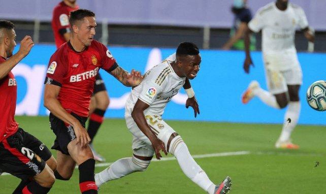 Vinicius Junior buteur avec le Real Madrid
