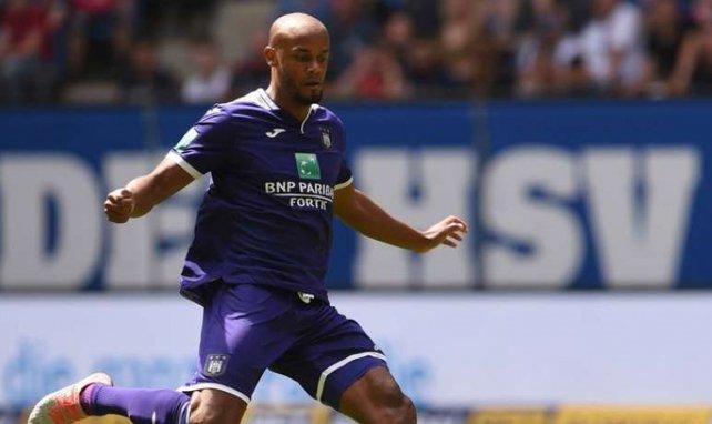 Rien ne va plus pour Vincent Kompany et Anderlecht