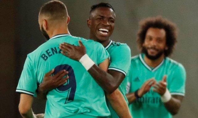 Real Madrid : Karim Benzema est important pour Vinicius Junior